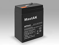 Аккумулятор MastAK MT642( 6v 4.2Ah)