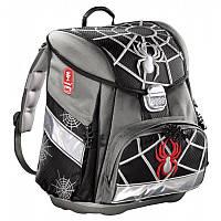 Ранец школьный HAMA Black Spider Паук 24259