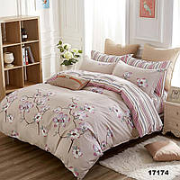 Комплект постельного белья семейный Вилюта ранфорс 17174