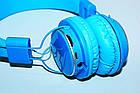 Наушники с MP3 Плеером FM Радио WA TM-001 (качество), фото 5