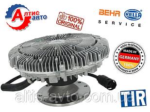 Вискомуфта DAF XF 95, CF 75 85 оригинал Beher-Hella (электрическая) 8MV376730-051