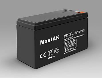 Аккумулятор MastAK MT1290 ( 12v 9Ah )