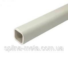 Труба ПВХ 22*22 мм квадратная для ниппельного поения