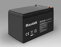 Аккумулятор MastAK MT12120(12v 12Ah)