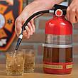 Резервуар для коктейлей в виде огнетушителя. Емкость для напитков, для алкоголя 1,5л., фото 6