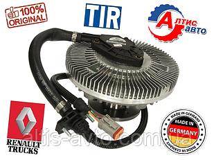 Вискомуфта Renault Magnum E.Tech Mak (235mm) двигатель 400/440/480, 5010315928, 5010315927, 5010315551