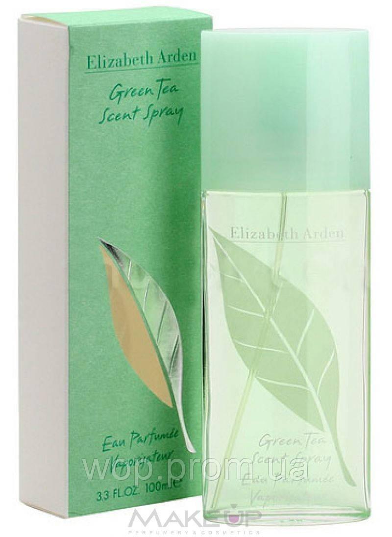 Парфюмерия женская Elizabeth Arden Green Tea EDP 100 ml - WOP (world of pefumes and cosmetics)  в Киеве