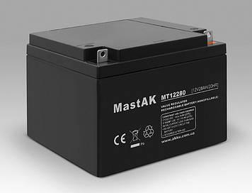 Акумулятор MastAK MT12280 (12v 28Ah)
