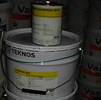 Краска полиуретановая TEKNODUR 50 TEKNOS, 8.2л+1л отвердитель.