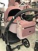 Детская универсальная коляска 2 в 1 Riko Marla 01 Scarlet, фото 6