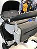 Детская универсальная коляска 2 в 1 Riko Villa 03 Titanium, фото 2