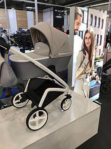 Детская универсальная коляска-люлька Riko Molla 03 Stone (Рама+люлька)