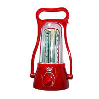 Фонарь для дачи и дома, кемпинга yj-5827, светодиодная лампа, аккумулятор, 8-12 часов работы, 35 led
