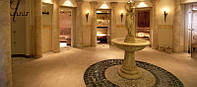 Строительство Римской бани (терма)