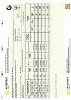 Сертификат труба 80х40