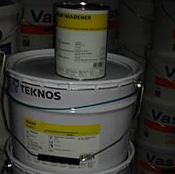 Эпоксидная грунтовка TEKNOPLAST PRIMER 3 TEKNOS Текнопласт белая, 7.2л+2л