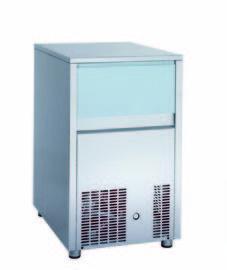 Льдогенератор кубикового льда Apach ACB3010A (30 кг/с)