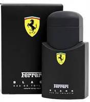 Парфюмерия мужская Ferrari Black EDT 125 ml