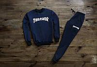 Мужской спортивный костюм Thrasher 3 old school отличного качества Реплика