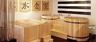 Строительство Японской бани (офуро)