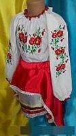 Блузка   для девочки  888 (С.Е.С.)