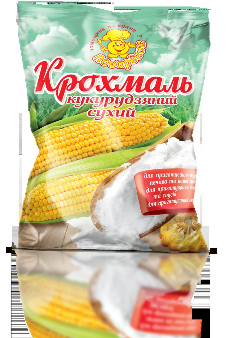 Крахмал кукурузный 250 г.