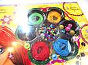 Набор для творчества 12 модных украшений из бисера и макраме, фото 4