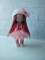 Текстильная кукла ручной работы Виола
