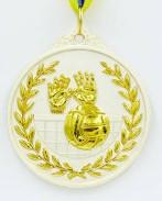 медаль двокольорова