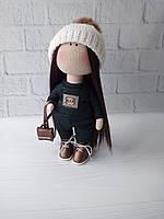 Текстильная кукла ручной работы Юна