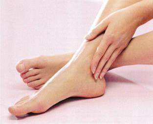 Догляд за ногами