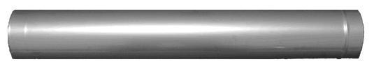 Труба нержавеющая кислотостойкая Ф150мм 0,8мм 1м