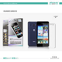 Защитная пленка Nillkin для Huawei U8951D (Ascend G610) матовая