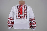 Блузка   для девочки  738 (С.Е.С.)