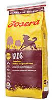 Сухой корм для щенков средних и крупных пород Josera Kids (Йозера Кидс) с птицей и рисом