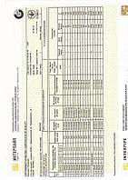 Сертификат труба 100х50