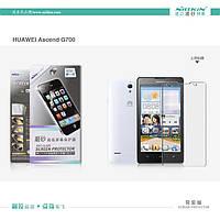 Защитная пленка Nillkin для Huawei Ascend G700 матовая