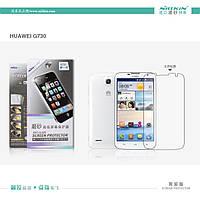 Защитная пленка Nillkin для Huawei Ascend G730 матовая