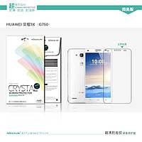 Защитная пленка Nillkin для Huawei Ascend G750 глянцевая