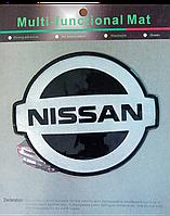 Нескользящий коврик Nissan на торпеду (non-slip mat)