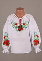 Блузка   для девочки  718 (С.Е.С.)
