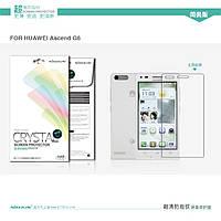Защитная пленка Nillkin для Huawei Ascend G6 глянцевая