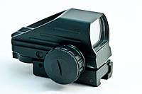 Прицел коллиматорный 1х22х33 HD103A, крепление 11 мм (4 маркера, 2 цвета)