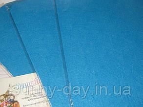 Коврик для бисера, цвет - голубой