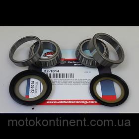 ALL BALLS 22-1014 подшипники рулевой колонки для Kawasaki EX250-500 Ninja/Kawasaki KZ550-KZ1000...