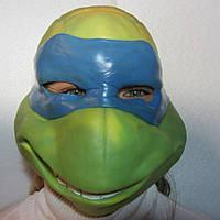 Маска черепахи ниндзя на Хэллоуин, фото 1