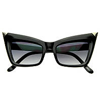 Модные женские солнцезащитные Очки кошачьи кот Tom Ford сонцезахисні окуляри
