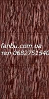 Креп бумага темно коричневая №568