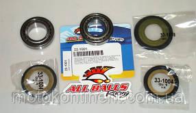 ALL BALLS 22-1001 подшипники рулевой колонки для Yamaha WR250-450/Yamaha XTZ12/Yamaha YZ125-250/Suzuki RM