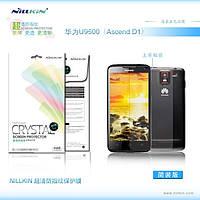 Защитная пленка Nillkin для Huawei U9500 (Ascend D1) глянцевая
